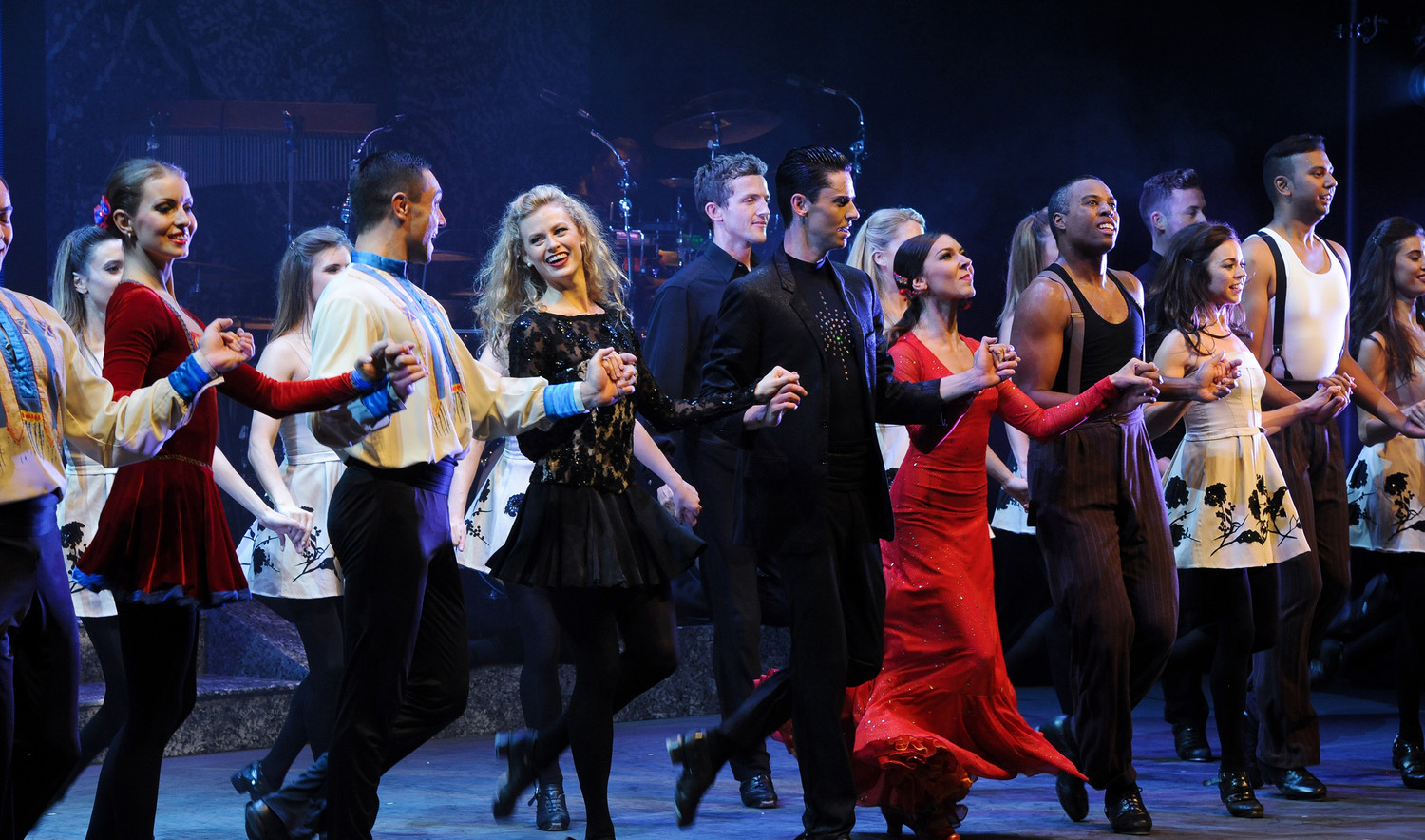 The internationally acclaimed Irish dance troupe Riverdance will be among those performing for Pope Francis during his Aug. 25-26 trip to Ireland for World Meeting of Families in Dublin, organizers announced July 19.