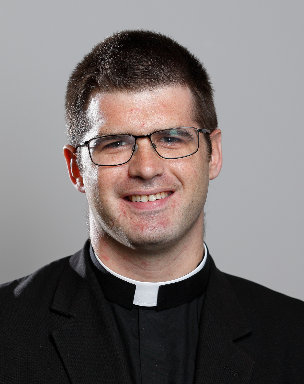Father Geoffrey A. Brooke Jr. is associate pastor of Immaculate Conception parish in Jefferson City.