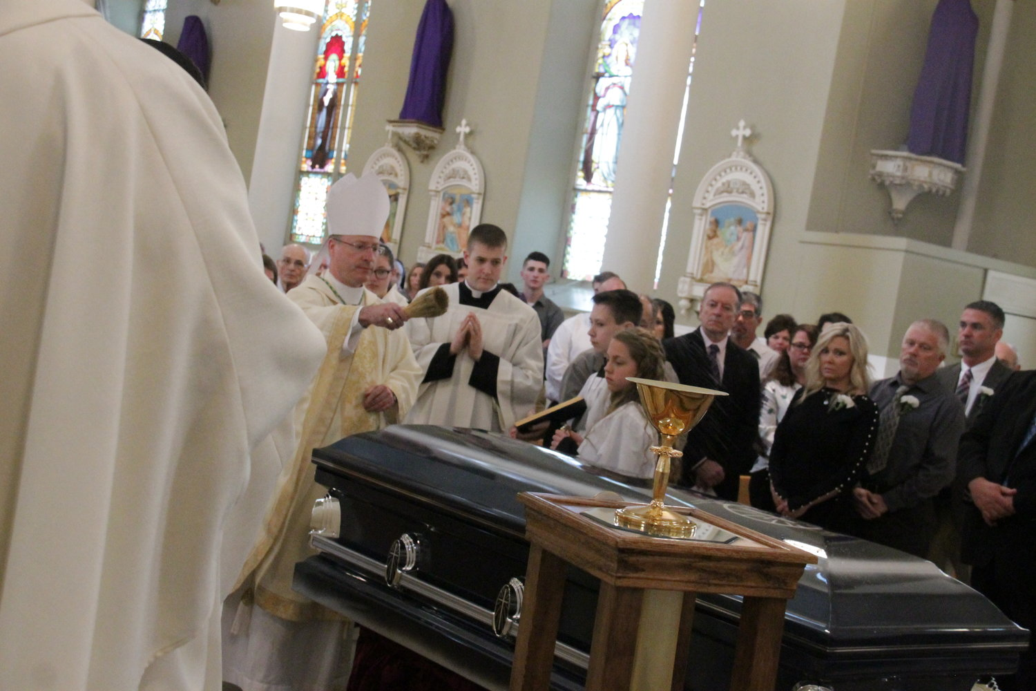 Rest in peace, Father Richard Cronin | The Catholic Missourian