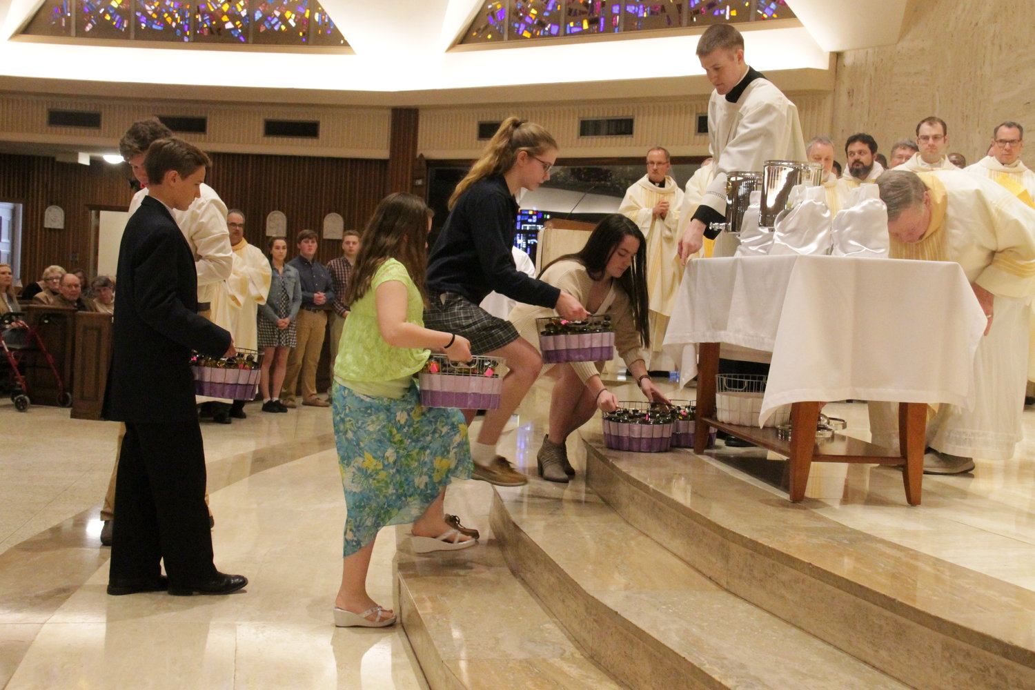 Glad tidings at the Chrism Mass | The Catholic Missourian