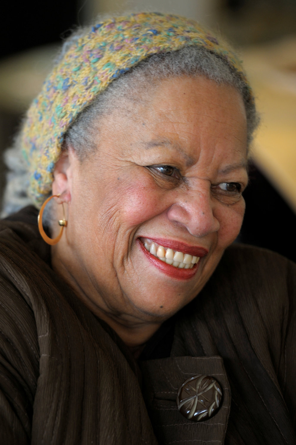Toni Morrison, award-winning author of 11 novels whose words brought to life the experiences of African American women, died Aug. 5, 2019, at age 88 in New York due to complications from pneumonia. Shown in a Nov. 3, 2010, photo, Morrison became Catholic at age 12.