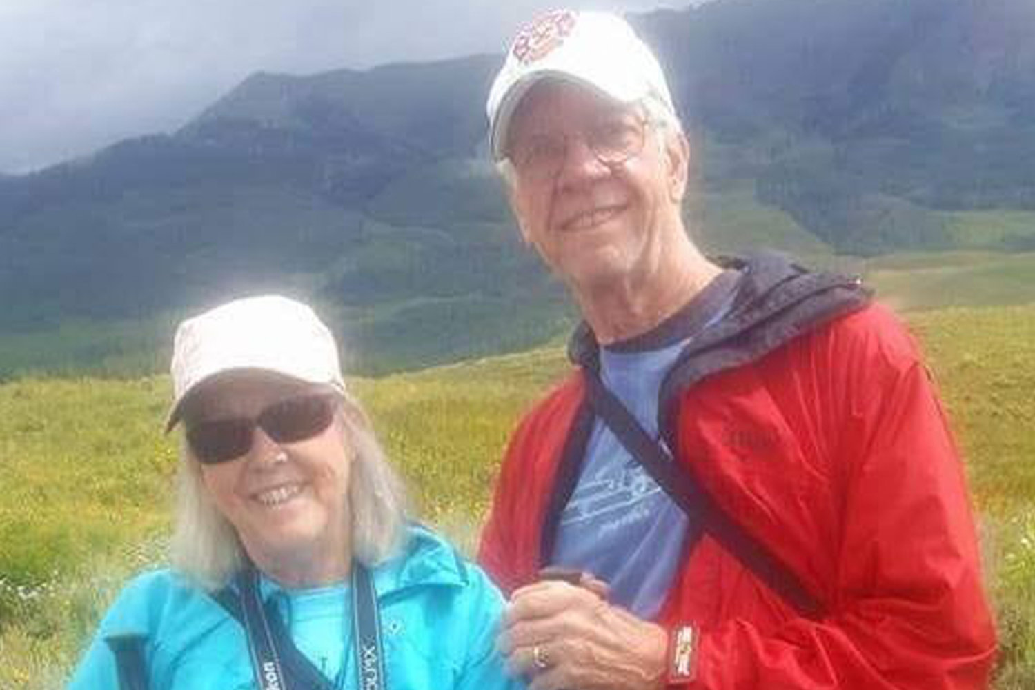 Fran and David Clifton of Rolla enjoy the great outdoors.