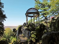 Finding Treasure A Stone S Throw North Untermyer Gardens The
