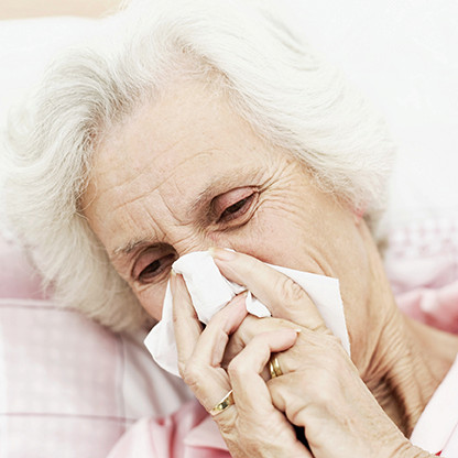 Hay fever affects nearly 24 million Americans.