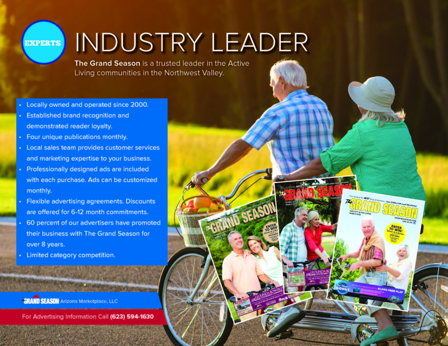 A Proven Leader in Active Living Communities.