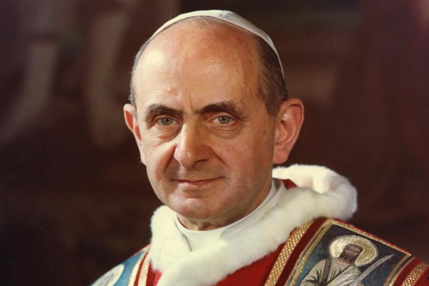 Blessed Pope Paul VI (+1963-1978)