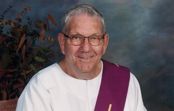 Deacon Richard Luebbering (1932-2018)