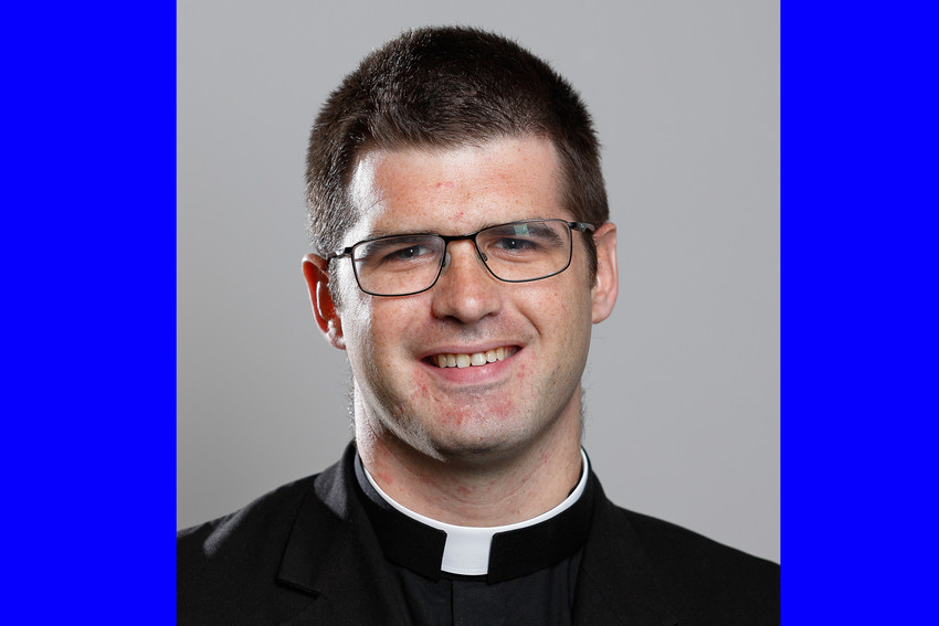 Father Geoffrey A. Brooke Jr. is a priest of the Diocese of Jefferson City. He is currently pursuing a licentiate in sacred theology at the Pontifical Gregorian University in Rome. He is a guest columnist for Catholic News Service.