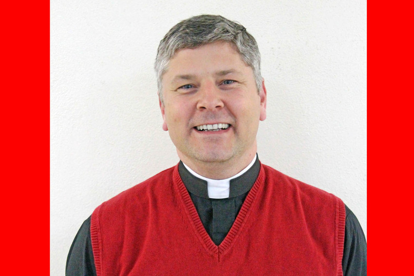 Father Mark Porterfield