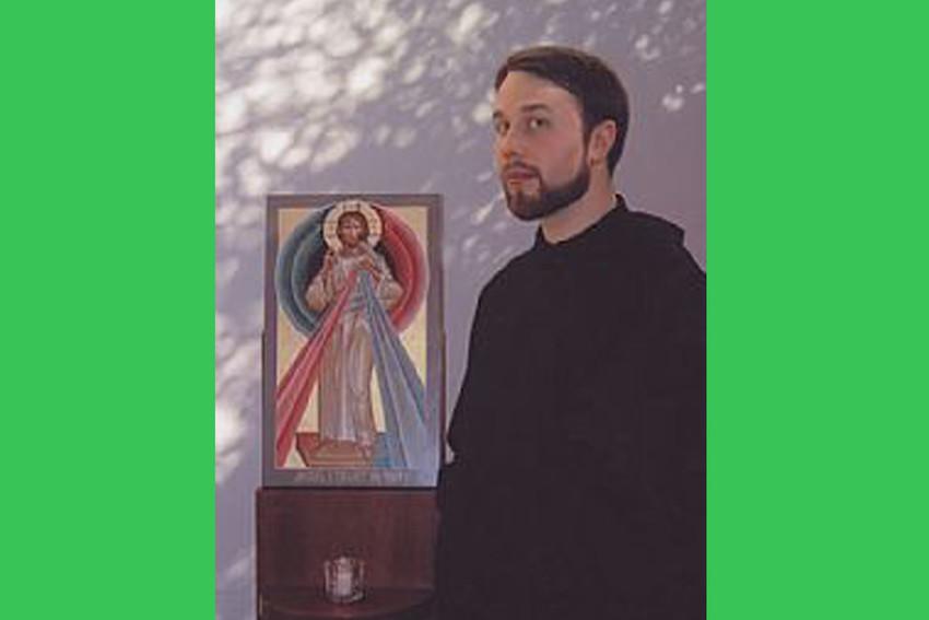 Benedictine Father Pachomius Meade