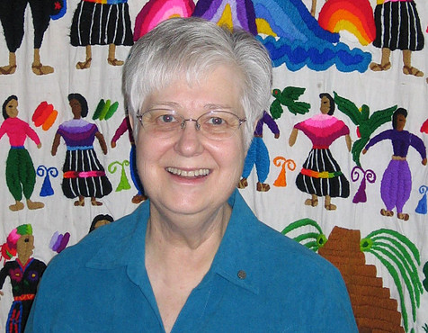 Incarnate Word Sister Peggy Bonnot, a Jefferson City native and cofounding executive director of El Puente Hispanic Ministry in Jefferson City and Columbia, has been elected to the General Leadership Team for the Sisters of Charity of the Incarnate Word.