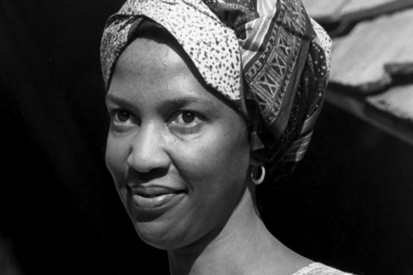 The U.S. bishops unanimously endorsed the sainthood cause of Sister Thea Bowman, pictured in an undated photo, during their Nov. 12-14 fall assembly in Baltimore. The granddaughter of slaves, she was the only African-American member of the Franciscan Sisters of Perpetual Adoration, and she transcended racism to leave a lasting mark on U.S. Catholic life in the late 20th century.