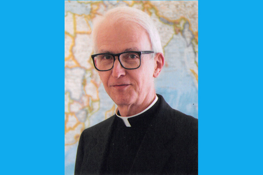 Father David Mayer SVD (1938-2018)