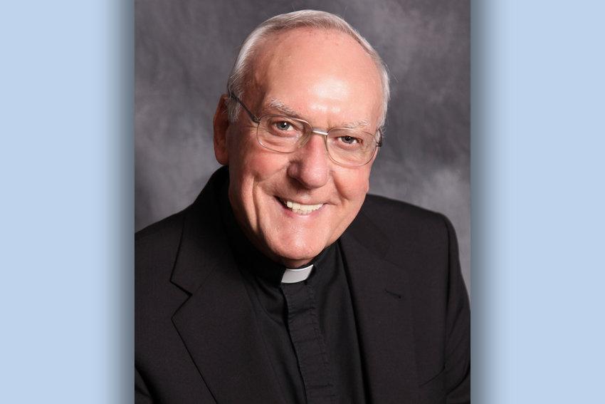 Father Richard Cronin (1934-2019)