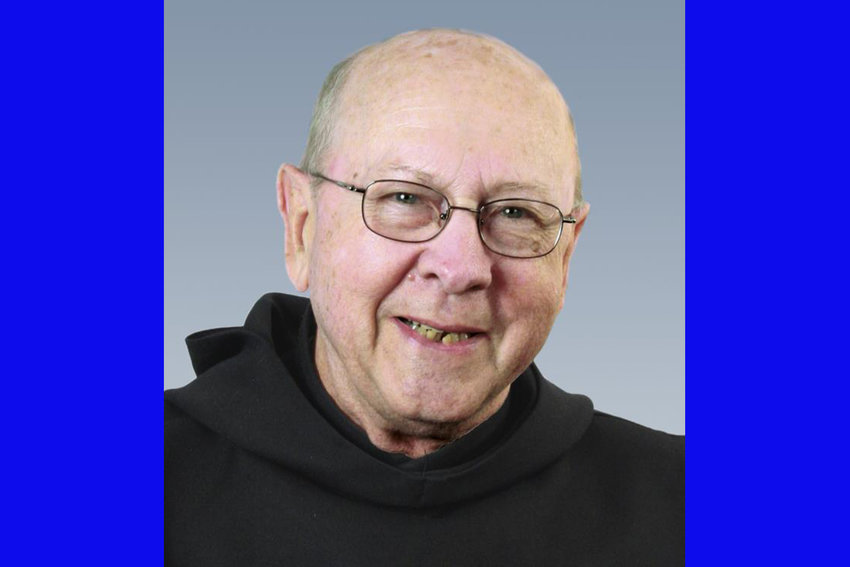 Father Kenneth Reichert OSB of Conception Abbey in Conception, Missouri