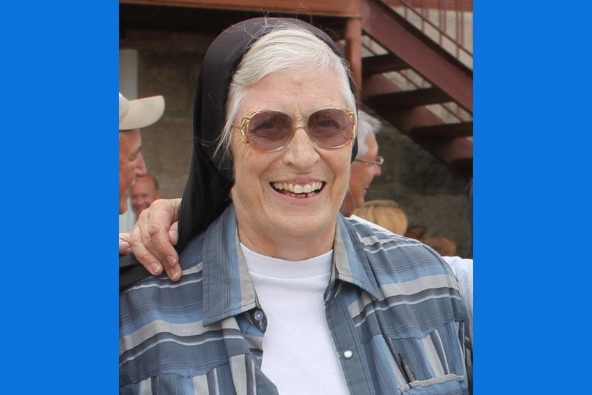Sr. Mary Ruth Wand SSND