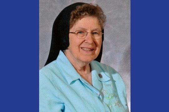 Sister Linda Maune SSND