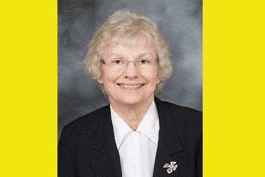 Sr. Alice O'Brien OSB (1945-2020)