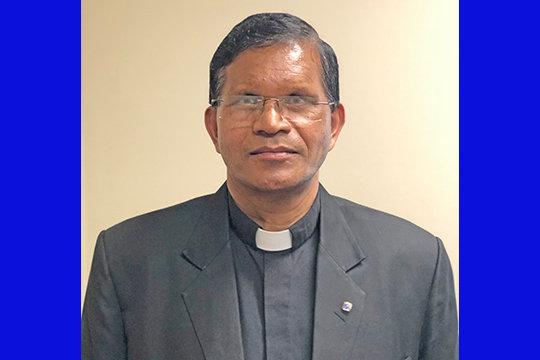 Father Basil Tigga