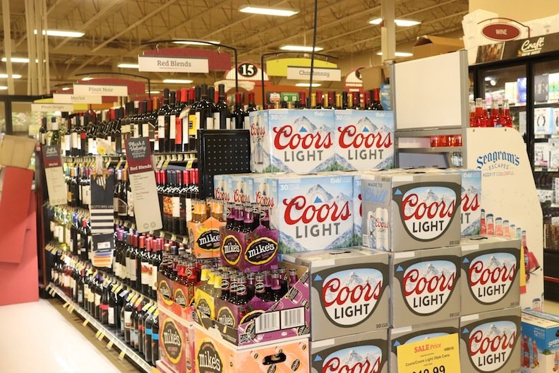 Food City (pictured) and Ingles are two Murray businesses which could benefit if city voters support the Sunday sales referendum on Nov. 3.
