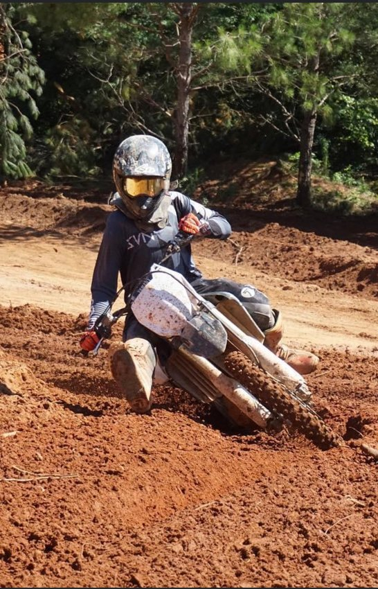 Avery Bryant of Murray County is one of the top young motocross competitors in the United States.