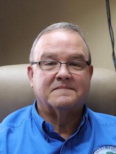 Commissioner Greg Hogan