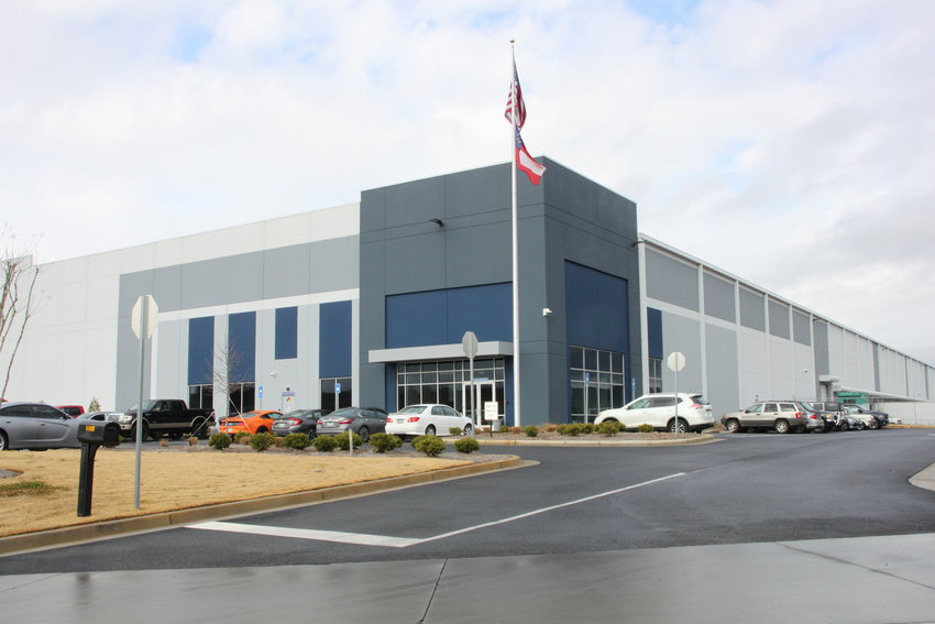 The GE Appliances facility, which opened in Crandall in 2019, is an example of the kind of economic development project that Murray County is capable of supporting, according to Eli Falls of the Murray County Industrial Authority.