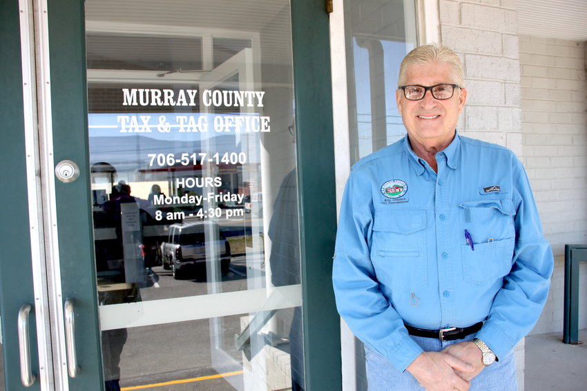 The new office of Murray County Tax Commissioner Billy Childers is now open at 101 S. Third Ave. The old Wells Fargo Bank building was purchased last year by County Commissioner Greg Hogan. Anyone needing to pay for a new car tag, pay taxes or conduct other tax business should use this location. The office is open from 8 a.m. - 4:30 p.m., Monday through Friday. A ribbon cutting and open house is planned for March 25, beginning at 10 a.m.