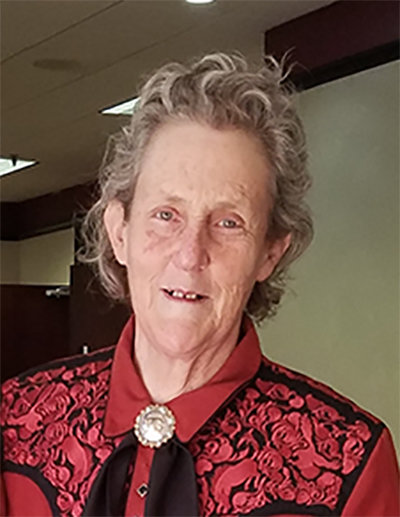 Temple Grandin to speak at conference.