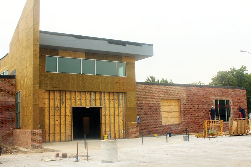 The Cardinal Welcome Center will become the new Crete Public Schools administration building, and will condense all three CPS buildings into one shared space.