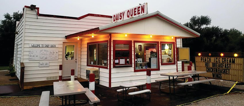 Daisy Queen, which originally opened in 1951, closed in October of 2019 and was recently torn down.