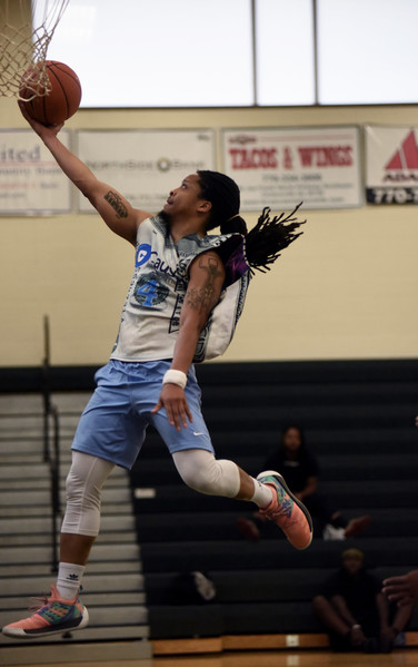The Fourth Annual Vic Beasley Jr. Basketball Tournament tipped off Friday in Adairsville. Beasley is once again teaming up with the Fellowship of Christian Athletes for the 24-team event, which runs through Sunday.
