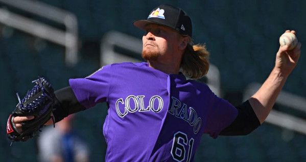 Cartersville High graduate Sam Howard was recalled by the Colorado Rockies for the team's final two games of the first half of the MLB season.