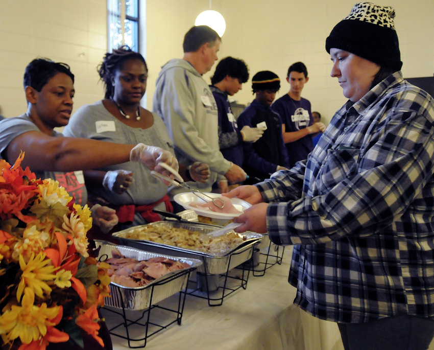 The 18th Annual Feed the Community Dinner in Honor of Michael Dean is expected to serve about 2,000 people Nov. 17.