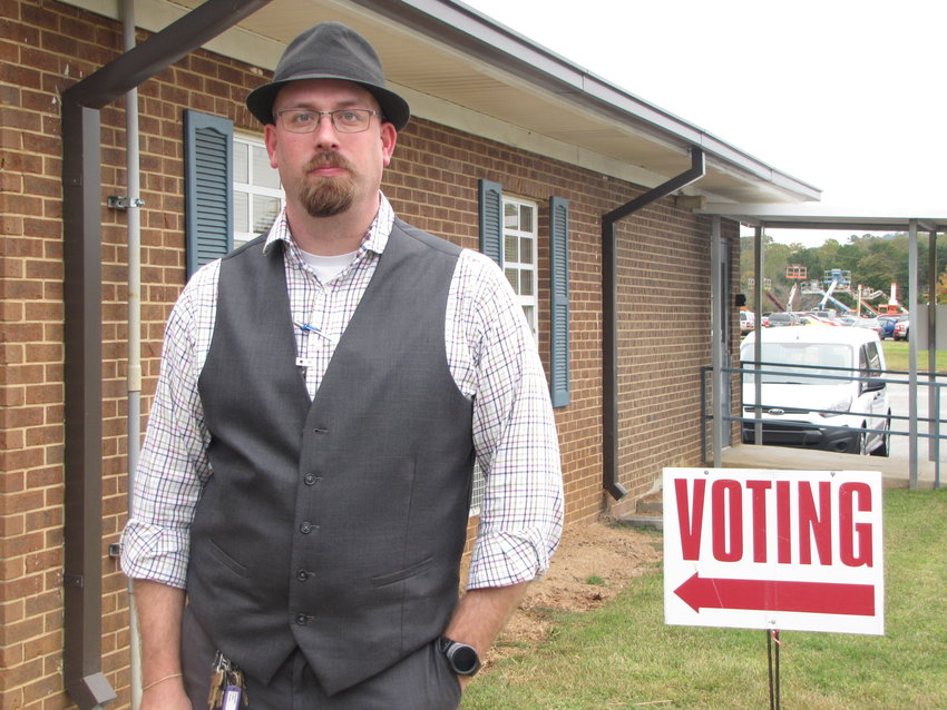 """Over the last 11 years, Bartow County Elections Supervisor Joseph Kirk said he's aware of about 10 incidents of residents casting multiple ballots in one election. """"There is no negating a vote,"""" he said. """"Once a vote is cast, I can't get it back and I can't link it to the person, either."""""""