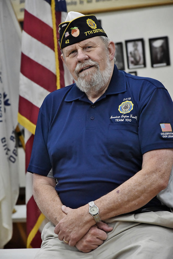 A past commander of The American Legion Carl Boyd Post 42, Cartersville resident Dale Cockrill is currently serving as the district commander for The American Legion Department of Georgia's Seventh District.
