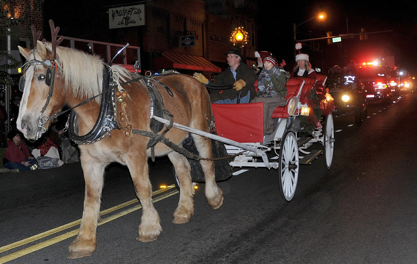 The Cartersville-Bartow County Exchange Club Christmas Parade will return Dec. 6.