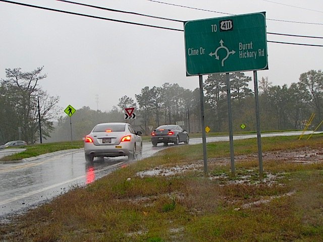 Bartow County is looking for buyers for roughly eight acres of land near the Burnt Hickory Road Connector.