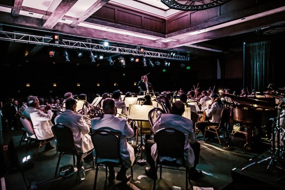 The Atlanta Pops Orchestra will perform holiday melodies at The Grand Theatre Dec. 8
