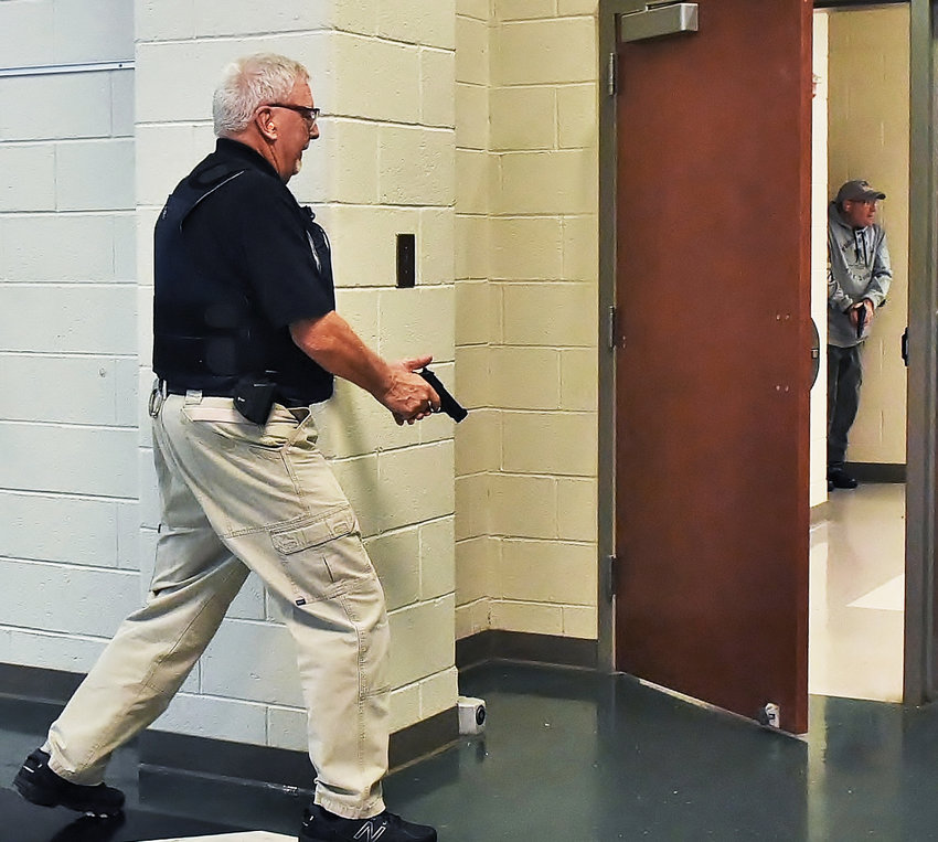 "Local educators hope Georgia legislators will help find ways to increase safety measures for their students. The Bartow County School System conducted an Active Shooter Drill last month at Adairsville High School that had school resource officer Buddy Wilson, Bartow County Sheriff's Office deputies and other law enforcement officers looking for two ""shooters"" inside the school."