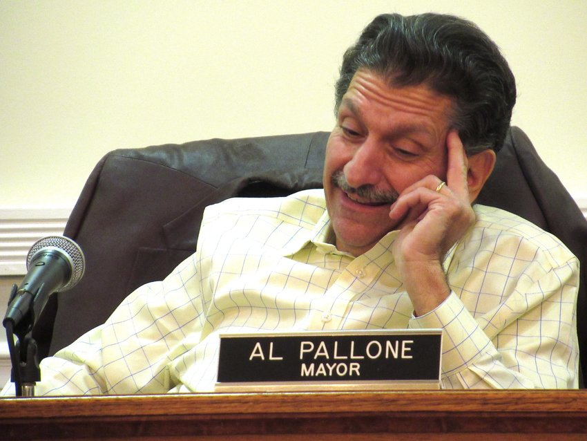 """I think it's a great location for it,"" Mayor Al Pallone said of a proposal to construct a RV park in Emerson at Monday's city council meeting."