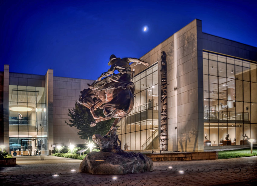 """The Booth Western Art Museum was among the factors catapulting Cartersville into the Travel Channel's """"50 of the Most Charming Small Towns in America"""" list."""