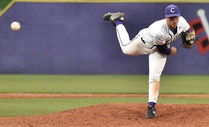Cartersville senior Mason Barnett was named the Region 5-AAAA pitcher of the year.
