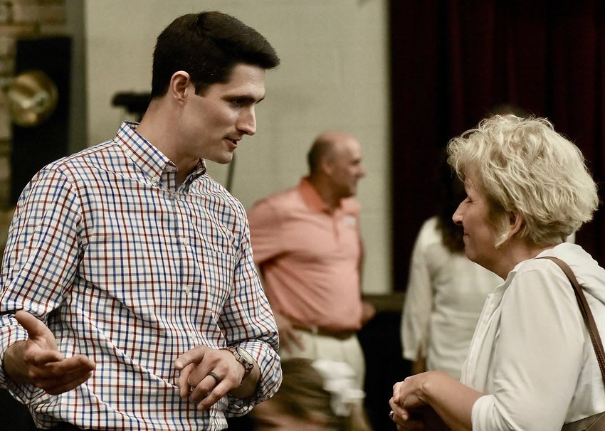 "Calling the opportunity to preach in view of a call May 19 at Cartersville First Baptist Church ""a blessing,"" Kyle Walker will officially join the place of worship as its senior pastor in July."