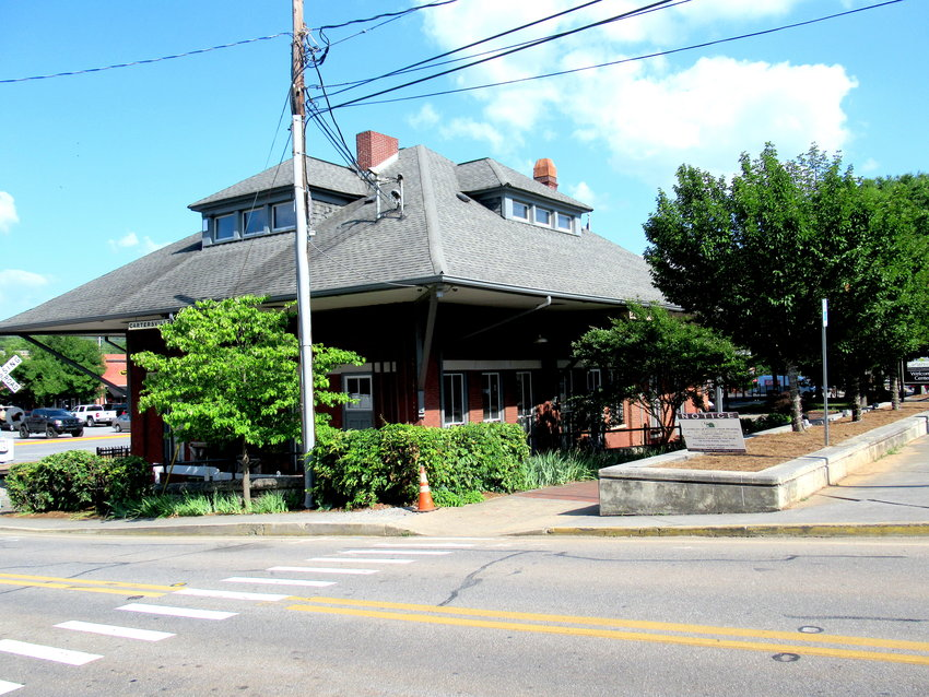 The Cartersville Historic Preservation Commission has scheduled a special-called meeting June 5 to discuss a City application to make repairs to the downtown train depot.