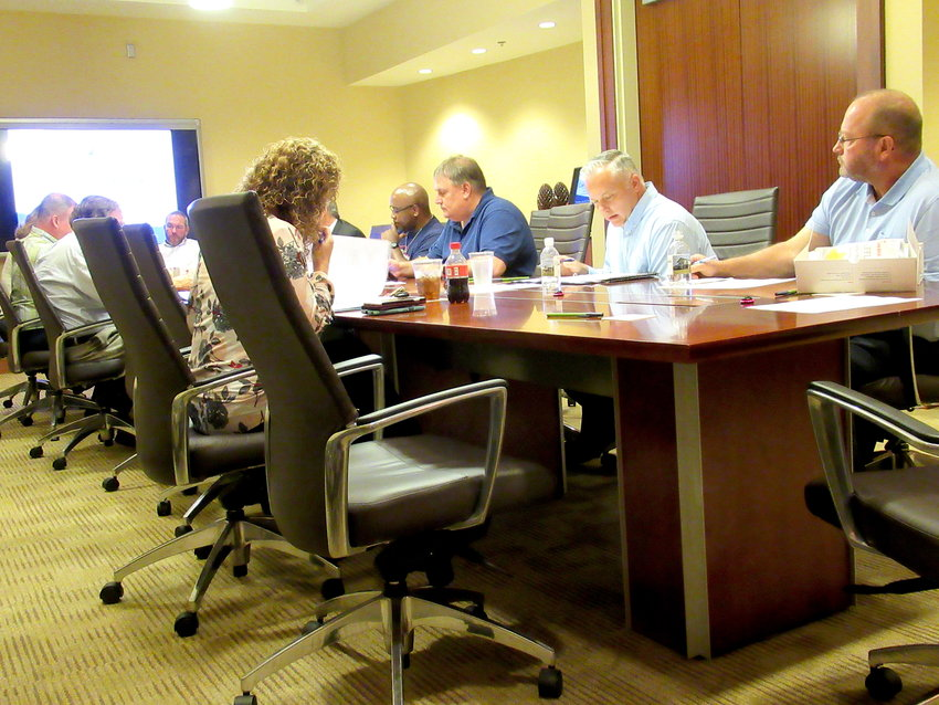 The Bartow-Cartersville Second Joint Development Authority convened Thursday afternoon for a meeting at the Clarence Brown Conference Center.