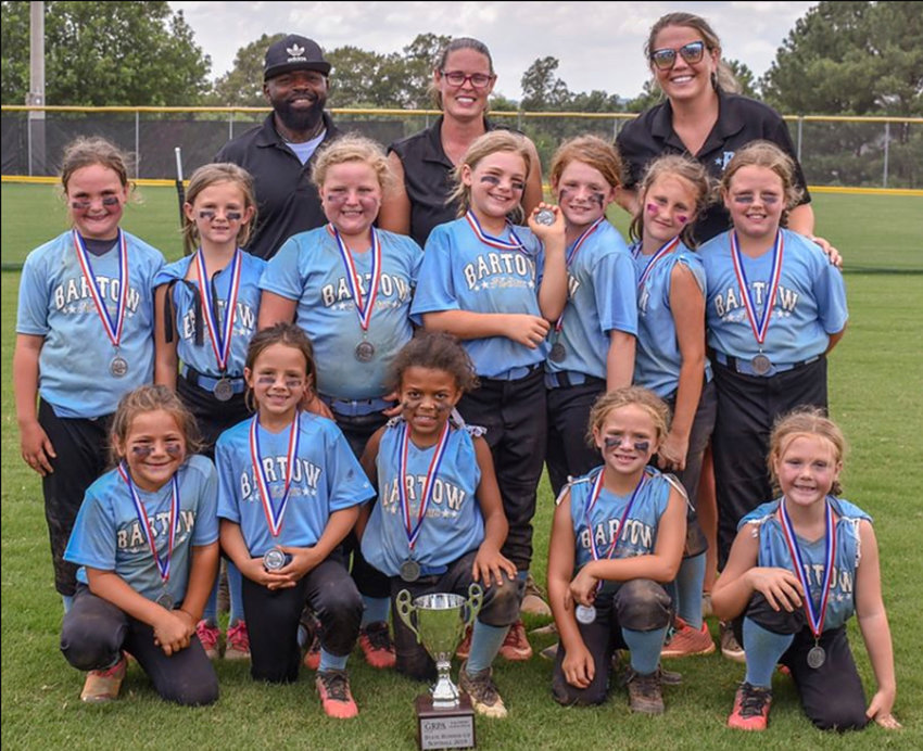 Bartow County finished as runner-up in the 8U Georgia Recreation and Parks Department state tournament Friday at Sonoraville Recreation Complex.