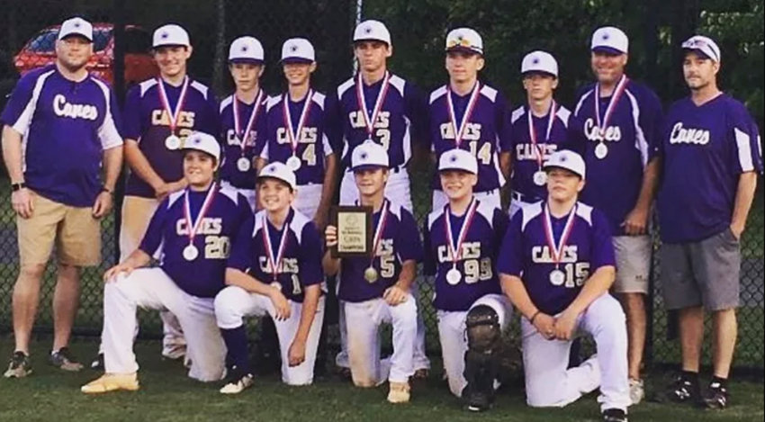Cartersville 14U baseball finished as runner-up in the Georgia Junior Little League state tournament Thursday in West Point.