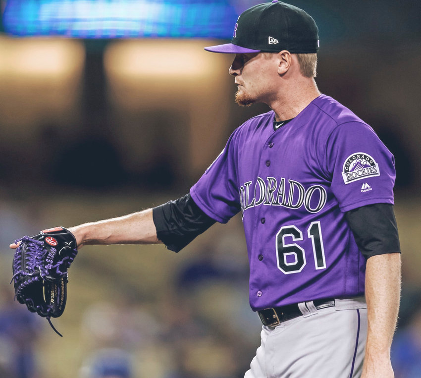 Cartersville High graduate Sam Howard returned to the Colorado Rockies 40-man roster and received a call-up from the big league club on Sunday. He made four appearances with the Rockies last season.