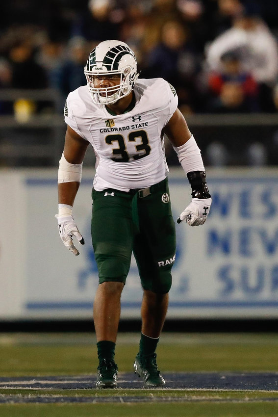 Colorado State rising junior and Woodland graduate Emmanuel Jones put together an excellent sophomore campaign, but he's hoping the Rams enjoy a more success overall season in 2019.